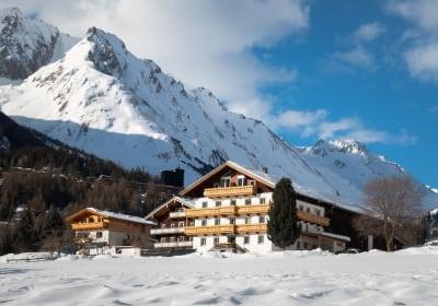 Bergerhof im Winter