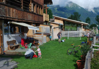Freizeitbereich Veidlerhof