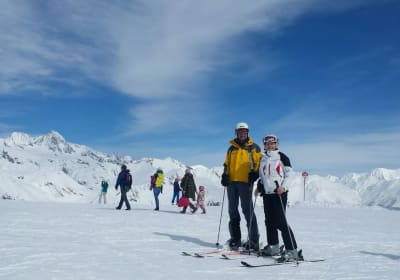 Familien-Ski Urlaub ORTNERHOF