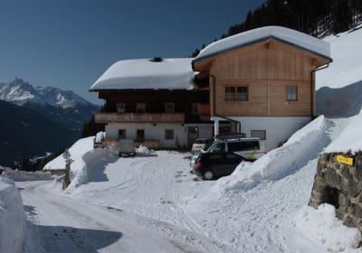 Schuistlhof im Winter