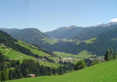 Blick vom Rasterhof, Sommer