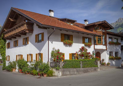 Gintherhof Bauernhof Gästehaus