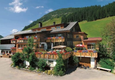 Biobauernhof Gehrnerhof Warth am Arlberg