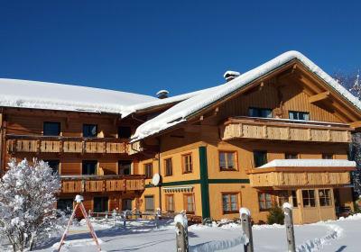 Biobauernhof Vilshof Winter