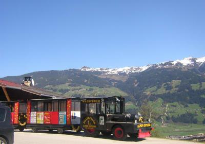 Alpenexpress zug
