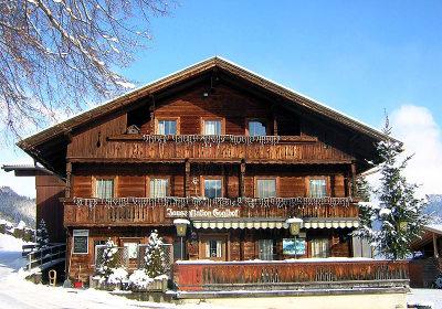 Winter am Goglhof
