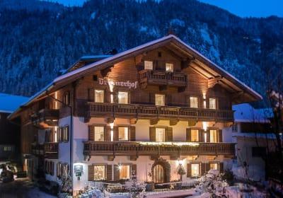 Brixnerhof im Winter