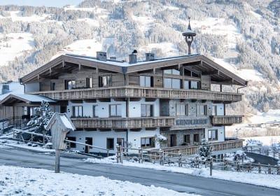 Kiendlerhof im Winter