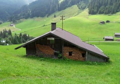 Stabhütte