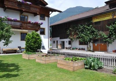 Badererhof - Gästehaus Wechselberger