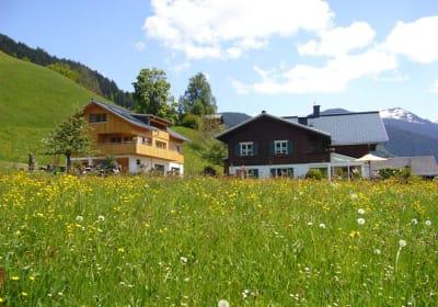 Bergbauernhof Ganahl