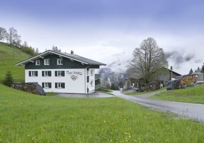 Ferienwohnungen Bürserberg, Apartment Brandnertal, Haus Valuga