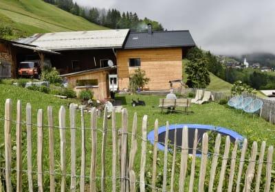 Familienbauernhof Burtscher