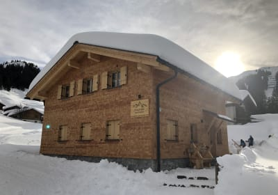 Haus Felder - Garfrescha
