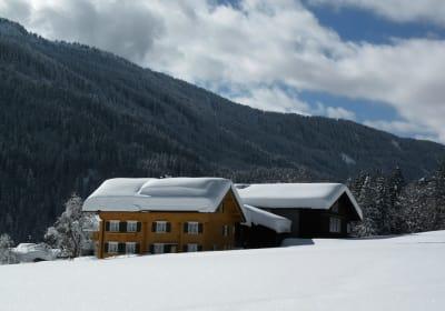 Kalter Wintertag