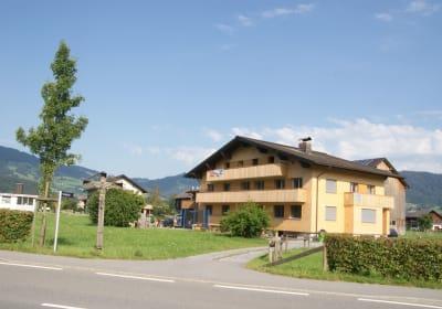 Haus-Ansicht außen