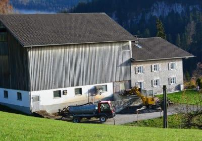 Bergbauernhof Fegg