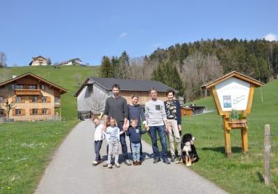 Familie Nußbaumer