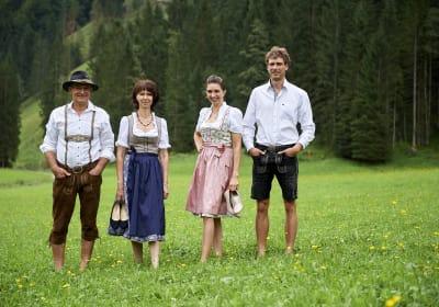 Gastgeber Familie Zündel