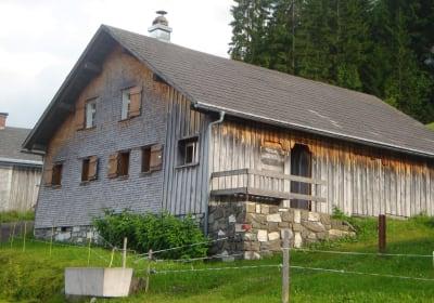 Vorsässhütte am Klausberg