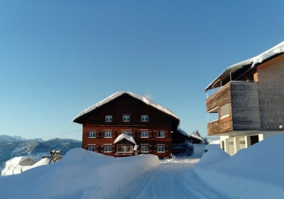 Winter am Sulzberg
