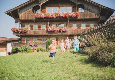 Sommershooting am Bauernhof