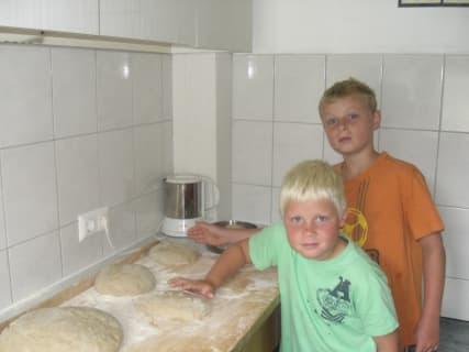 Kinderbrotbacken