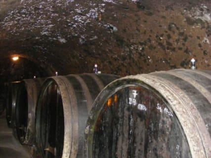 Wein & Urlaub Lobner - traditioneller Weinkeller