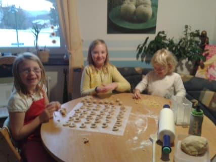 Keksebacken