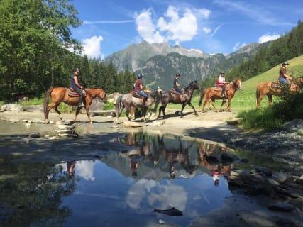 Alpiner Ausritt