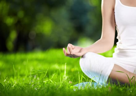 natura e yoga