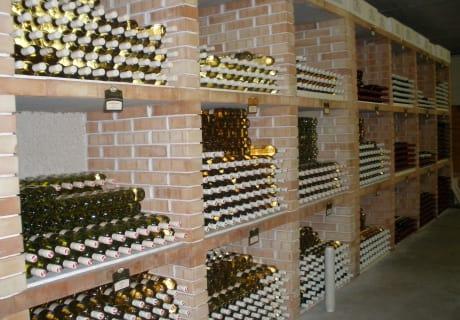 Wein-Flaschenkeller