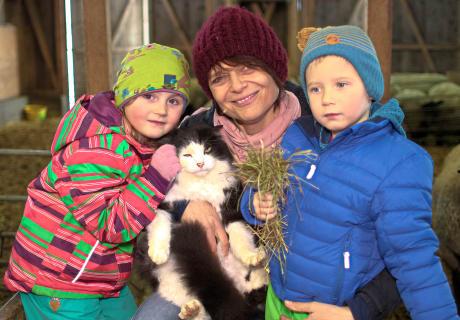 Manuela und die Kids