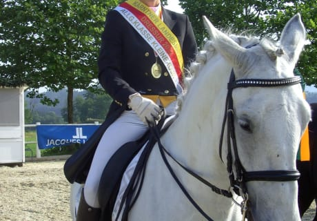 Landesmeisterin