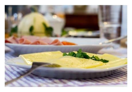 Landhaus-Lunkowitz Frühstück