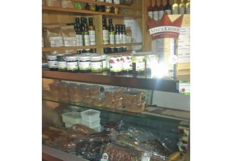 Bauernhof Woltron - Dirketvermarktungsecke