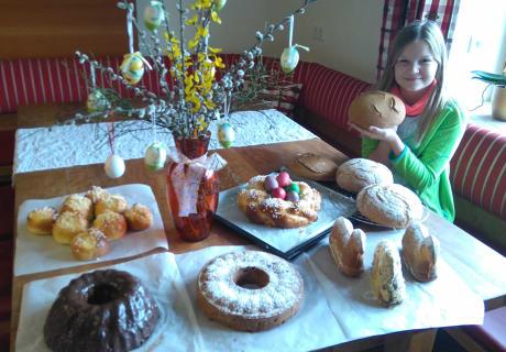 Bäckereien hausgemacht