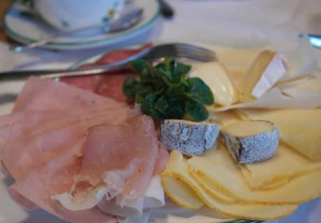 BIO Wurst und BIO Käse
