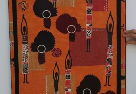 Afrikaquilt