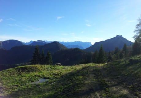 Herbsstimmung Untersberg