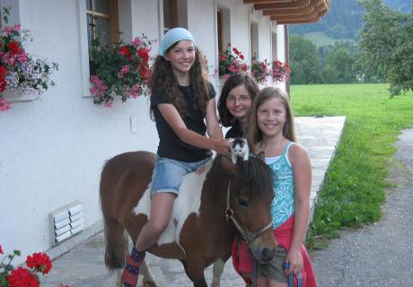 Unser Pony - Fipsi