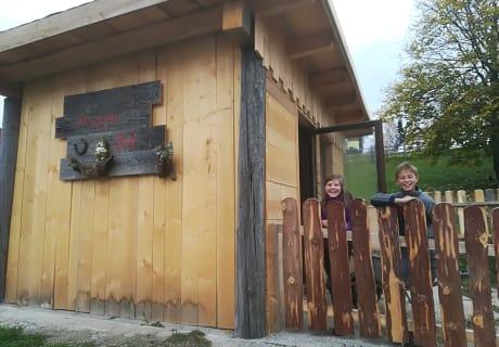 Unser selbstgebauter Zwergenhof