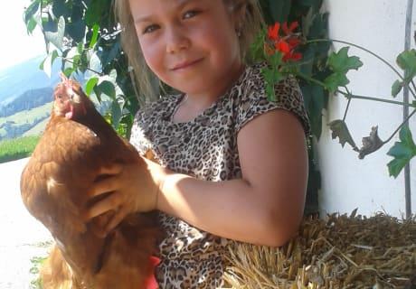 Eier von glücklichen Hühnern schmecken einfach besser