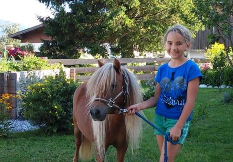 Anna mit Bella