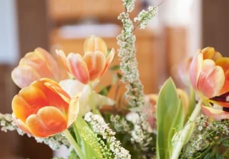 Sonnige Blumengrüße