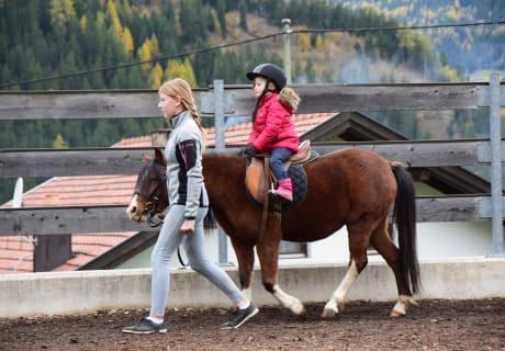 Ponnyreiten