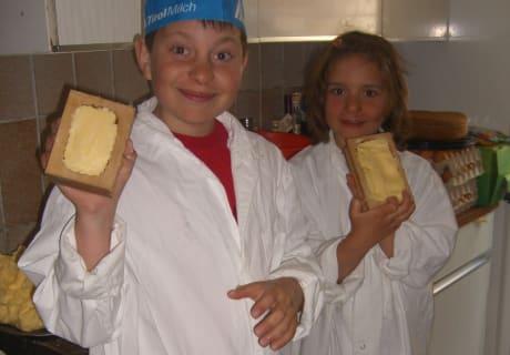 So wird der Butter gemacht