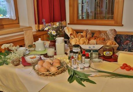 Produkte vom Bauernhof/Region