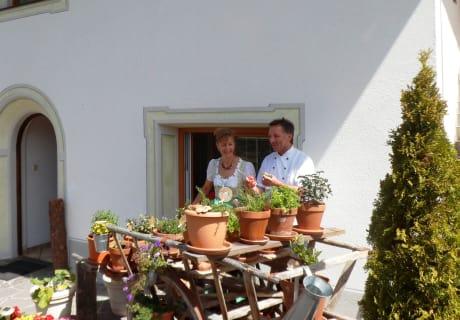 Toni`s und Maria`s Kräutergarten