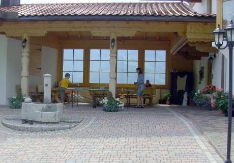 Aktivitäten am Breierhof